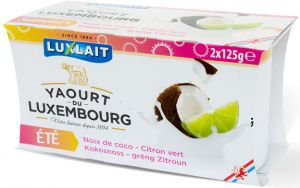 Yoghurt Coconut Lime