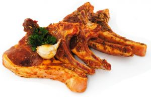 Lamb Chops Marinated