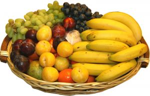 Big Fruit Basket