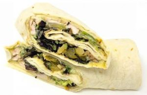 Wraps with Chicken
