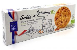Caramel Butter Biscuits