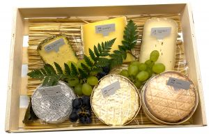 Cheese Platter Le Gourmet