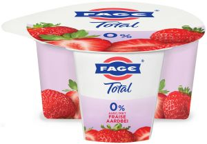 Greek Yoghurt Strawberry