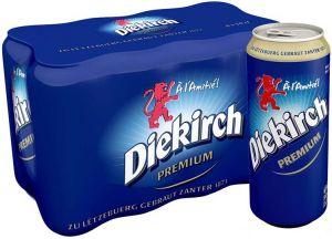Diekirch Beer 8x0.50cl