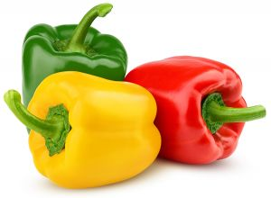 Bio Peppers Mix