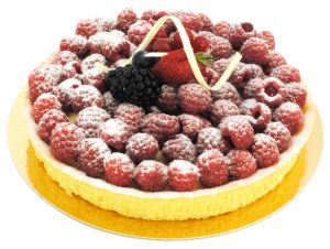 Raspberries Pie M
