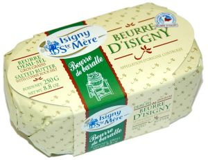 Butter d'Isigny halfsalted