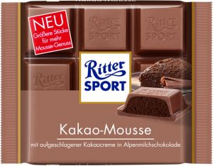 Rittersport Cakao Mousse