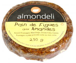 Figgs with Almond Bread