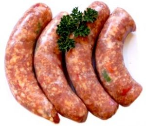 Sausage Provence Style
