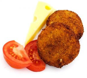 2 Cheese Croquettes