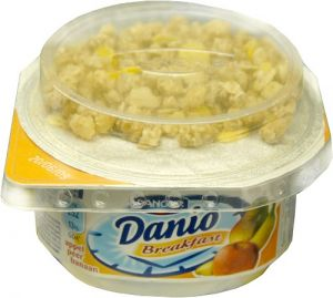 Danio Fruit with Cereals