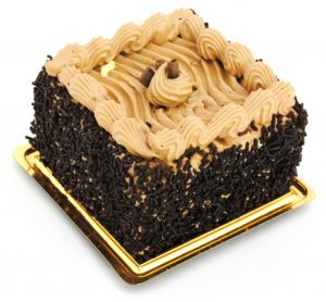 Chocolate Square 6 Pers