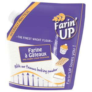 Farin'UP Baking Flour