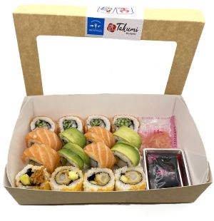 Sushis Chef's Maki Box