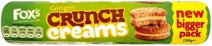 Fox's Crunch Creams
