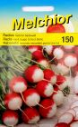 White Tip Radish Seeds