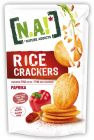 Rice Crackers Paprika