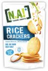 Rice Crackers Sea Salt