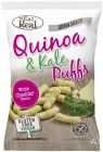 Quinoa and Kale Puffs